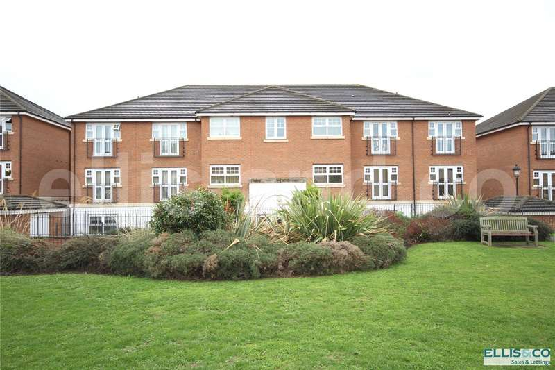 2 Bedrooms Flat for sale in Lerwick Court 5 Bressay Drive Mill Hill