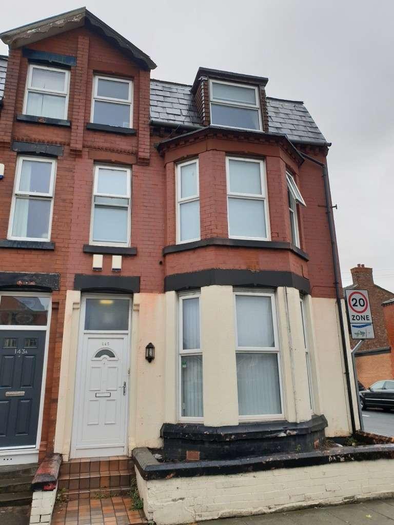 8 Bedrooms End Of Terrace House for sale in Kensington, Kensington Fields, Liverpool, L7