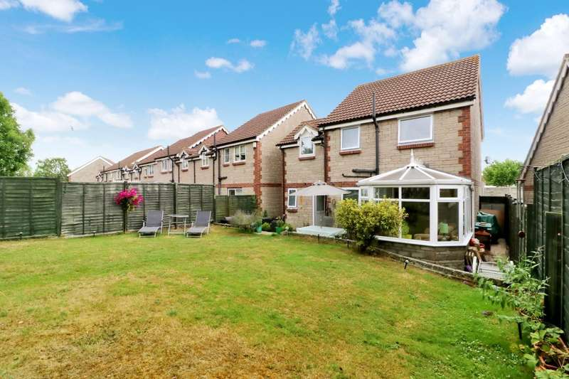 4 Bedrooms Detached House for sale in Bullmead Close, Street