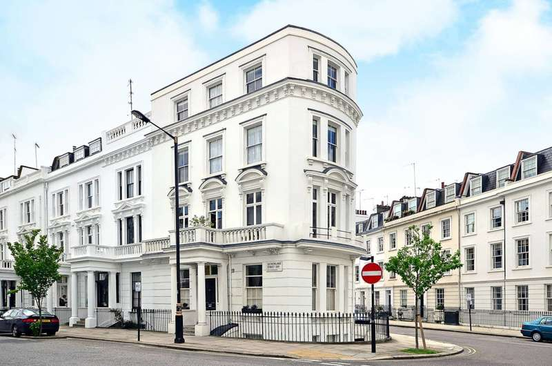 5 Bedrooms Flat for sale in Westmoreland Terrace, Pimlico, SW1V