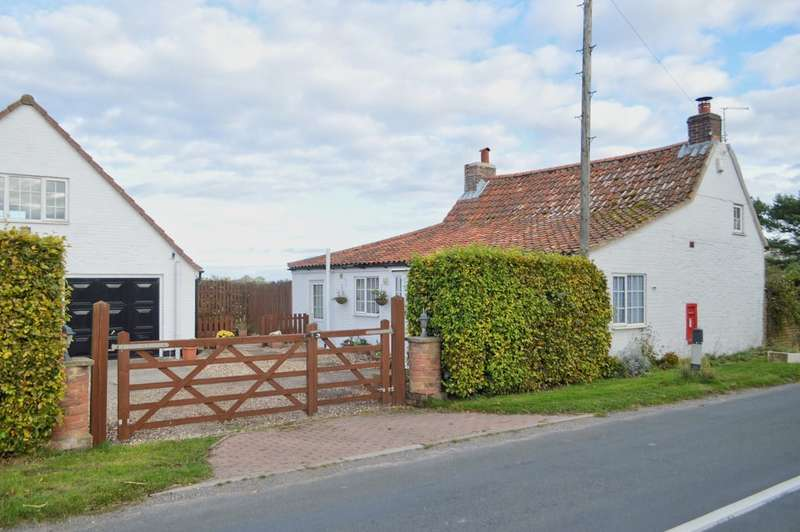 3 Bedrooms Detached House for sale in Letter Box Cottage, (twix Ellerby and Sproatley), Marton, HU11