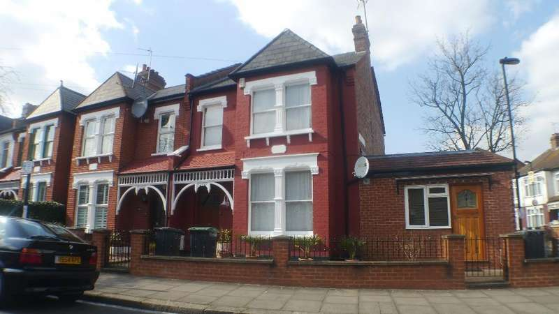 4 Bedrooms Terraced House for sale in Boundary Road, Haringey