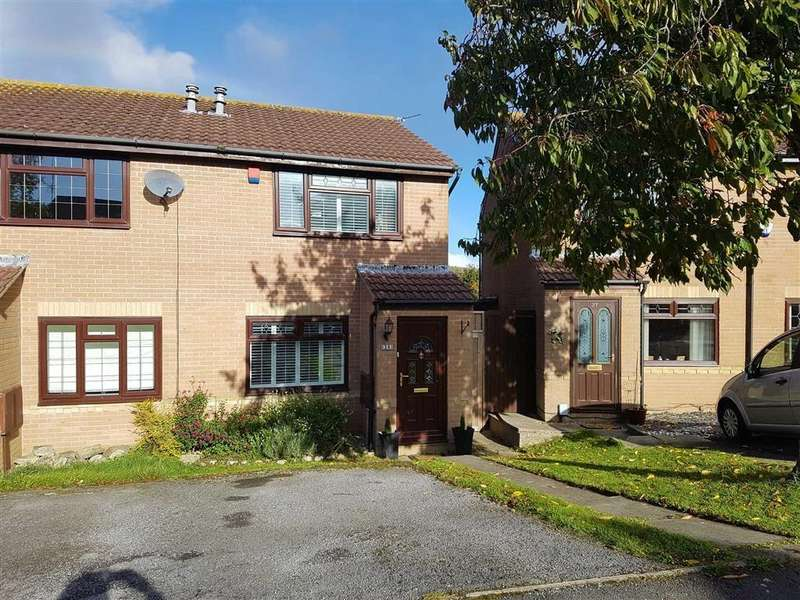 2 Bedrooms Semi Detached House for sale in Churchfields, Barry