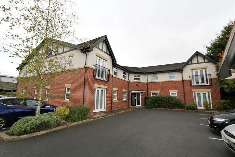 2 Bedrooms Apartment Flat for sale in Apartment 5 193 Wigan Road Ashton-in-Makerfield Wigan
