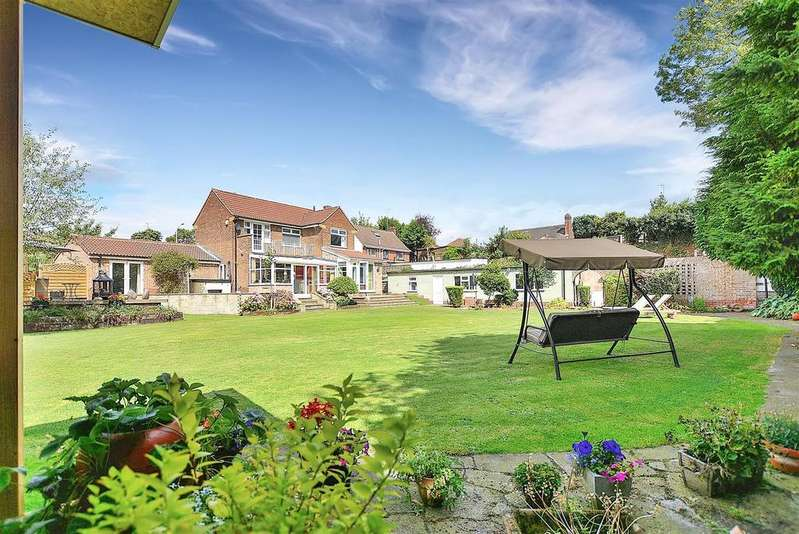5 Bedrooms Detached House for sale in Brookville, Station Road, Sutton-In-Ashfield