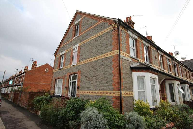 4 Bedrooms End Of Terrace House for sale in Beresford Road, Reading