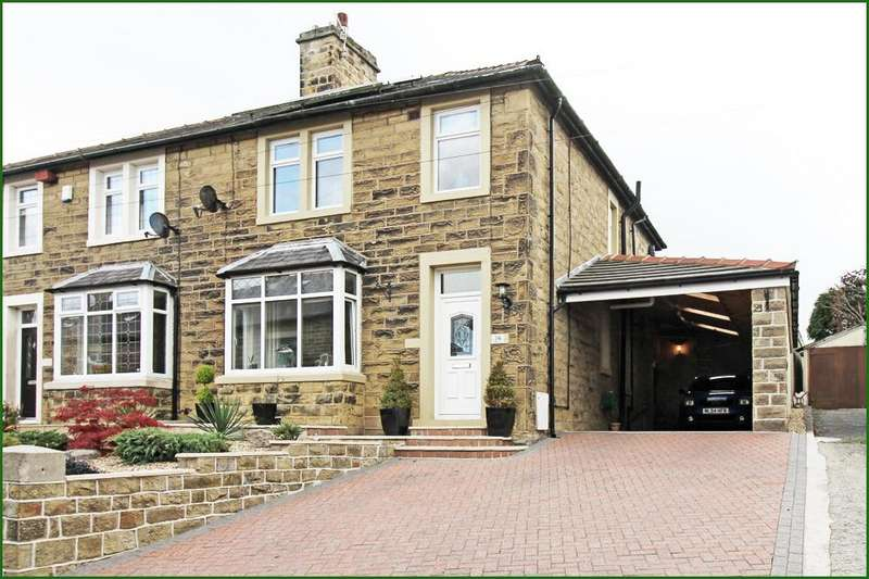 3 Bedrooms Semi Detached House for sale in Taylor Street, Barnoldswick BB18