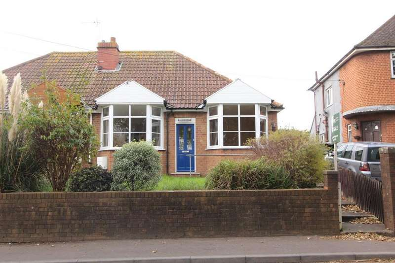 2 Bedrooms Semi Detached Bungalow for sale in Central Yatton location