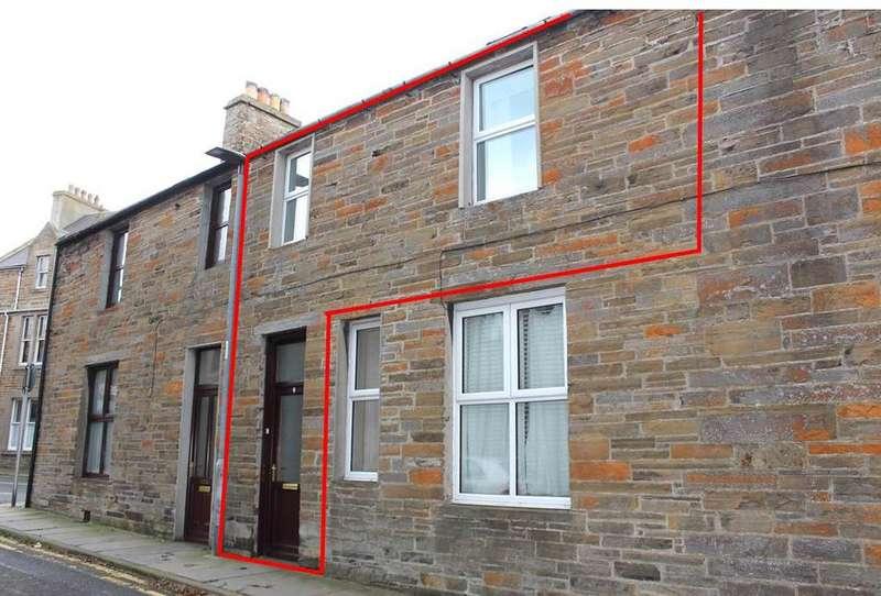 1 Bedroom Flat for sale in Garden Street, Kirkwall KW15