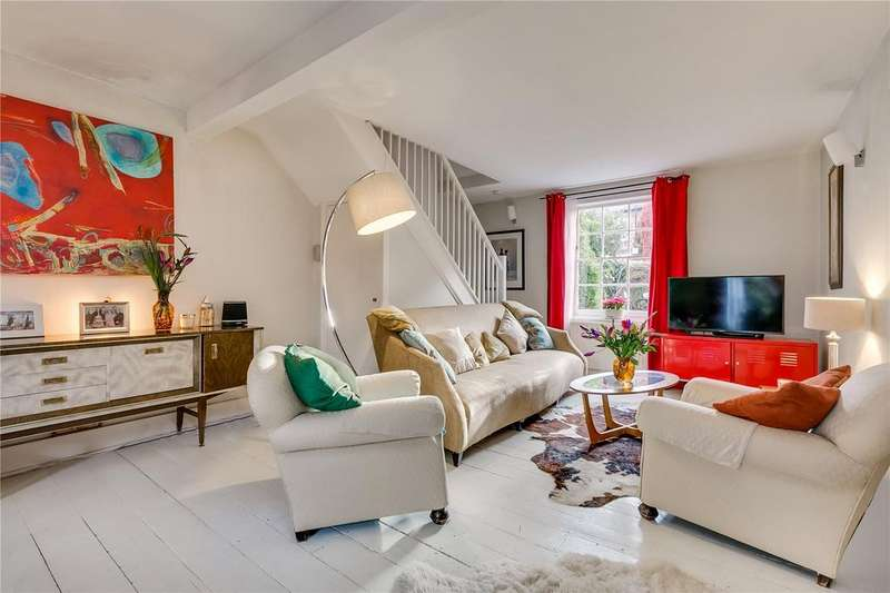 3 Bedrooms Semi Detached House for sale in Archbishops Place, Brixton, London