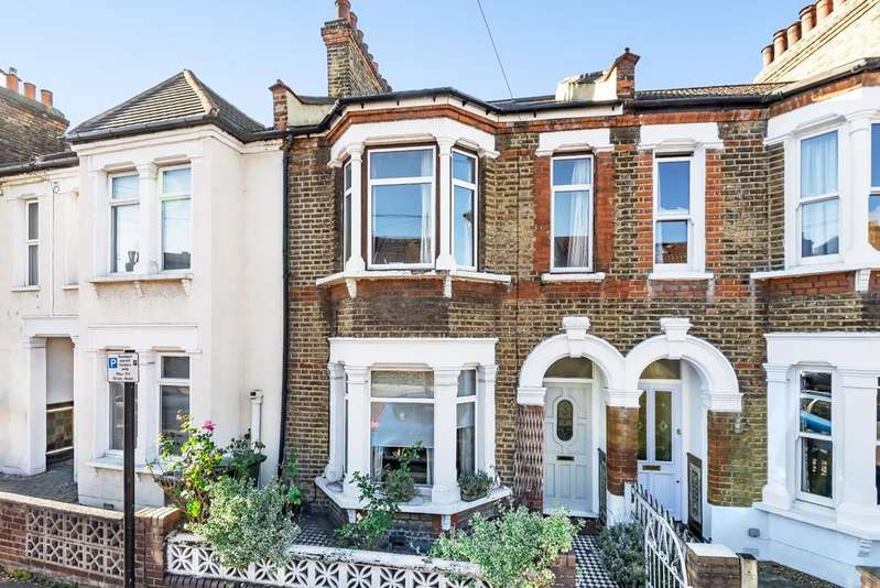 5 Bedrooms Terraced House for sale in Leahurst Road Hither Green SE13