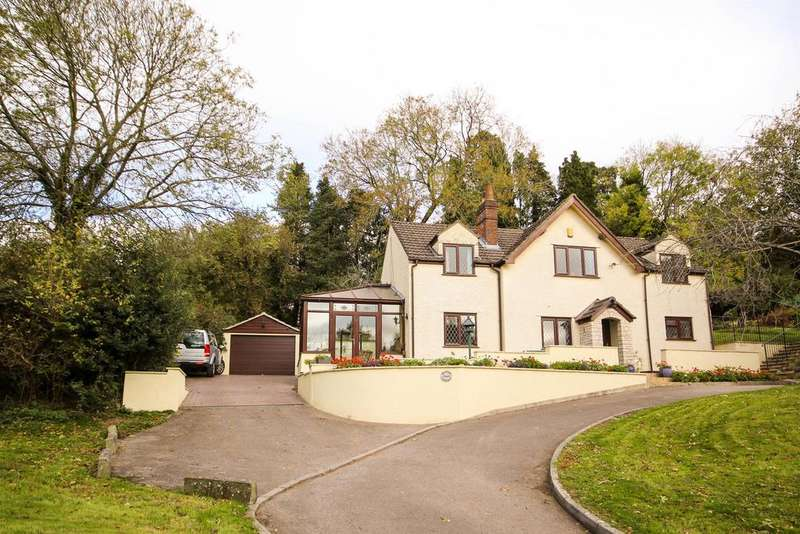 5 Bedrooms Detached House for sale in Wotton Under Edge, Gloucestershire