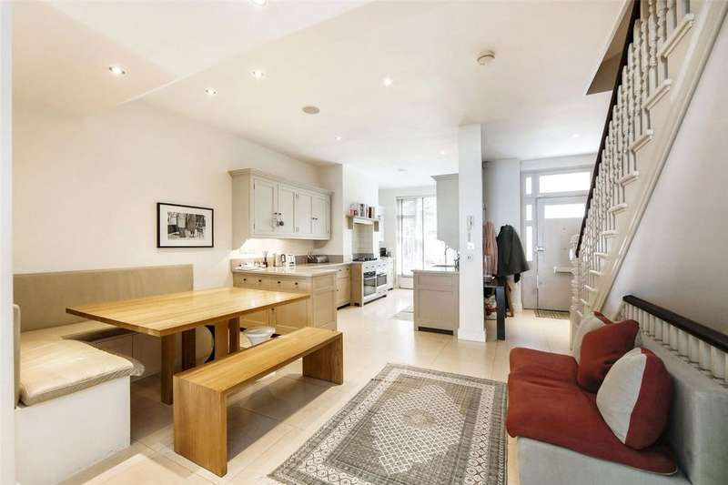 5 Bedrooms Terraced House for sale in Chipstead Street, London