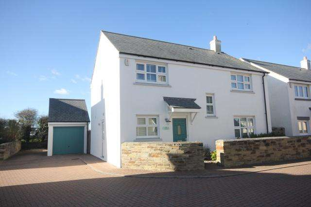 4 Bedrooms Detached House for sale in St Merryn