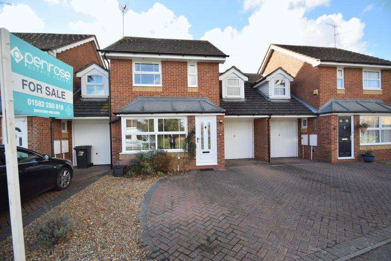 3 Bedrooms Link Detached House for sale in Holford Way, Luton