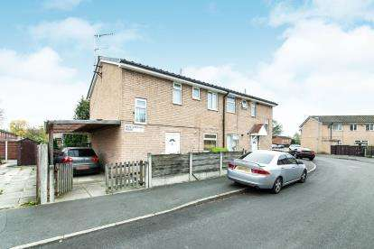 3 Bedrooms Semi Detached House for sale in Wintermans Road, Chorlton, Manchester, Greater Manchester