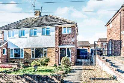 3 Bedrooms Semi Detached House for sale in Larkway, Bedford, Bedfordshire, .