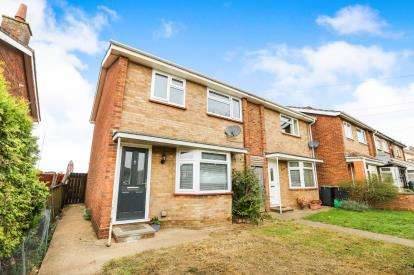 3 Bedrooms End Of Terrace House for sale in Newtown, Potton, Sandy, Bedfordshire