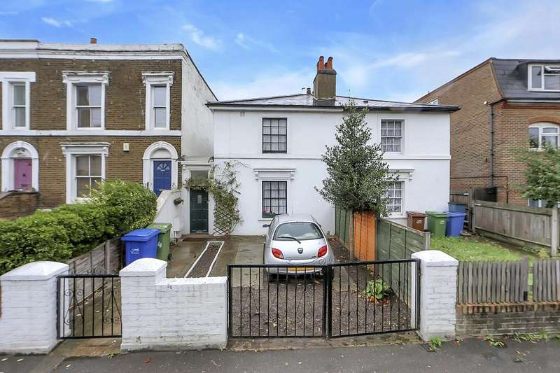 3 Bedrooms Semi Detached House for sale in Commercial Way, London SE15