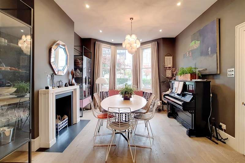 6 Bedrooms Semi Detached House for sale in Bushey Hill Rd, Camberwell, London, SE5 8QJ