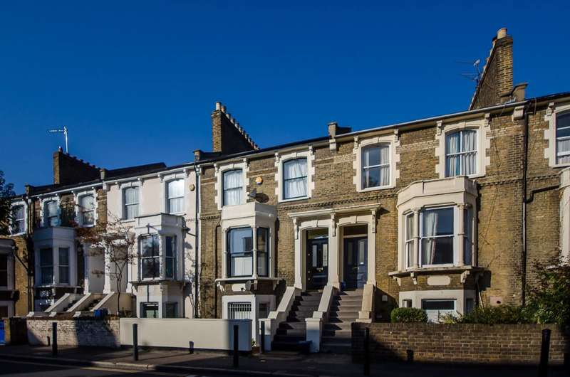 4 Bedrooms Maisonette Flat for sale in Albion Road, Newington Green, N16