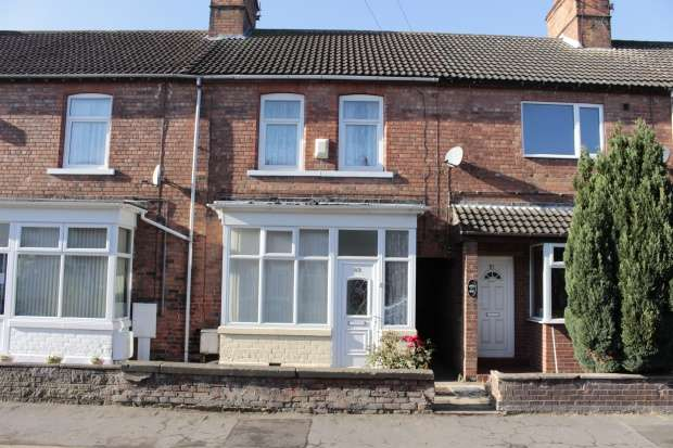 3 Bedrooms Terraced House for sale in Campbell Street, West Lindsey, Lincolnshire, DN21 2PJ