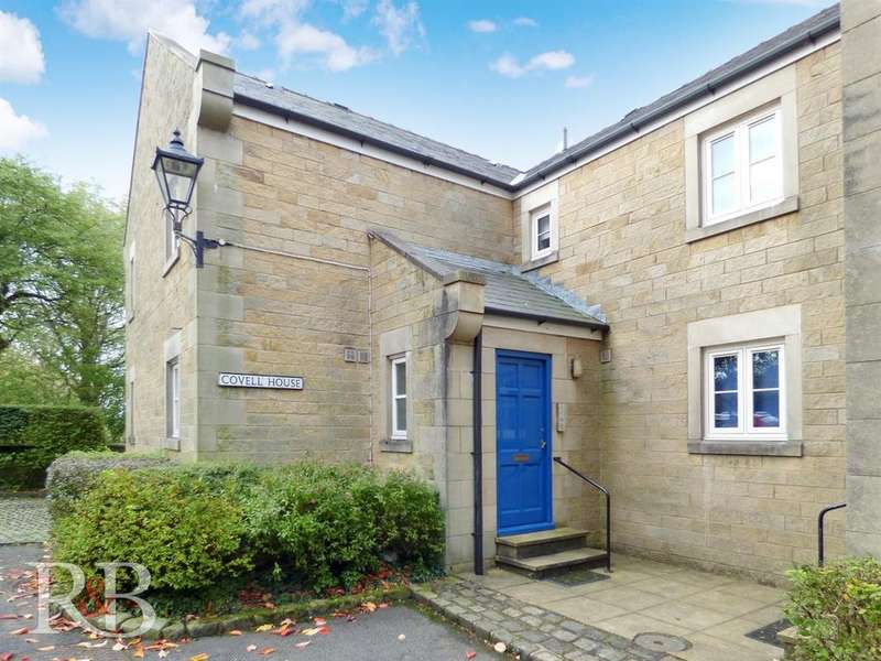1 Bedroom Apartment Flat for sale in Covell House, Castle Park Mews, Lancaster