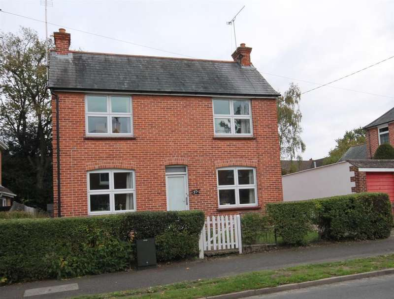 2 Bedrooms Detached House for sale in Highfield Road, Farnborough