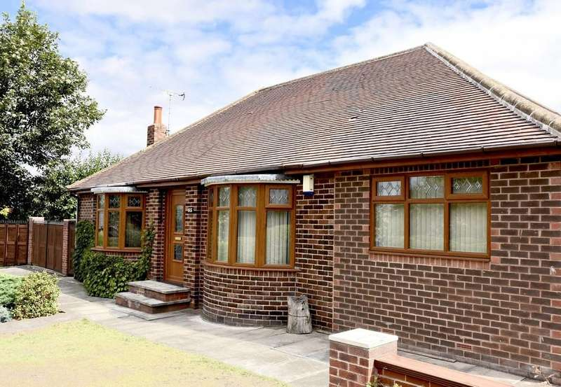 3 Bedrooms Detached Bungalow for sale in Ackworth Road, Purston Jaglin, Pontefract