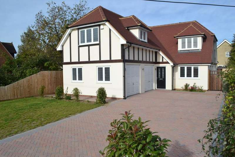 5 Bedrooms Detached House for sale in Mill Road, Billericay, Essex, CM11
