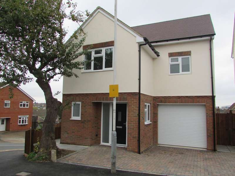 4 Bedrooms Detached House for sale in Taunton Avenue, Luton, Bedfordshire, LU2