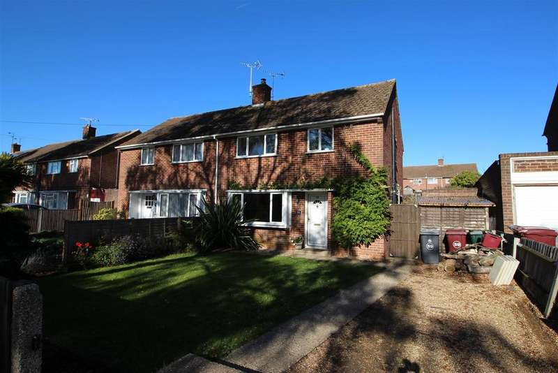 3 Bedrooms Semi Detached House for sale in Hatford Road, Reading