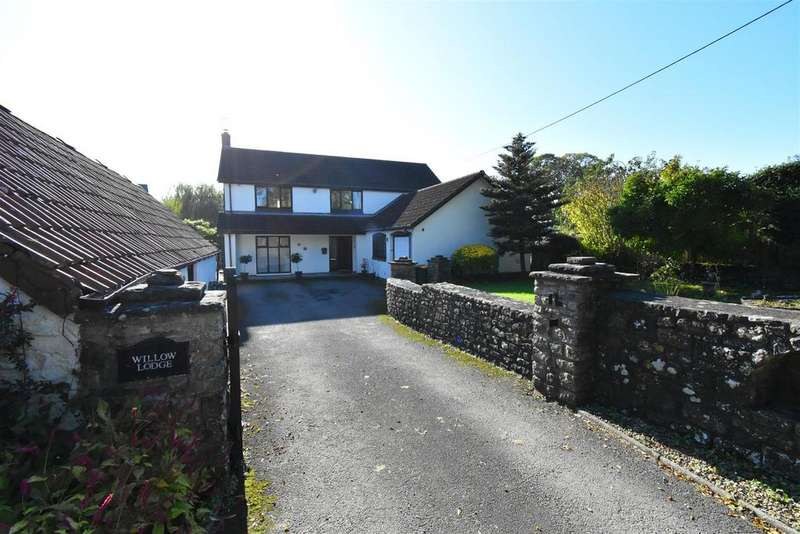 4 Bedrooms Detached House for sale in Church Lane, Llanvaches, Caldicot