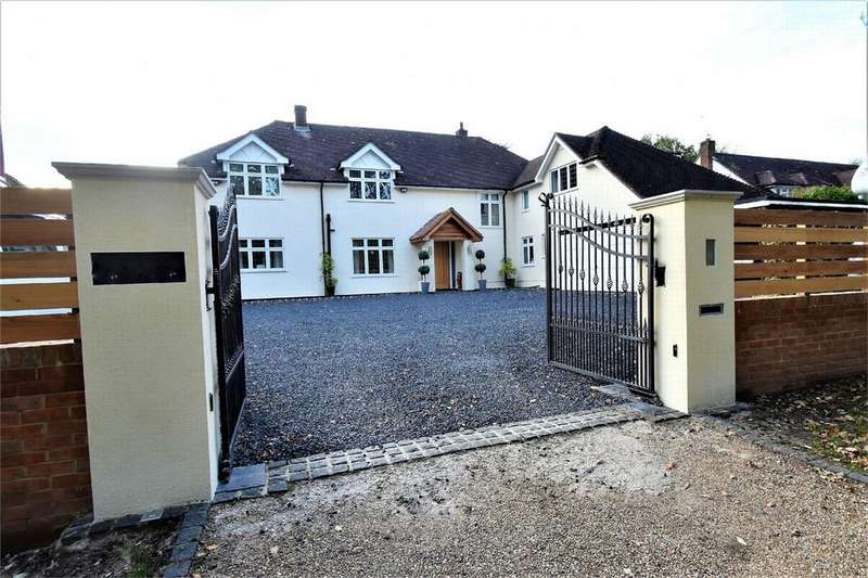 5 Bedrooms Detached House for sale in Pine Avenue, CAMBERLEY, Surrey