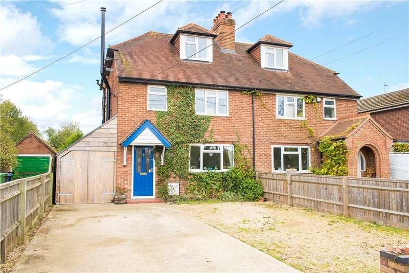5 Bedrooms Semi Detached House for sale in Summerleys Road, Princes Risborough, Buckinghamshire