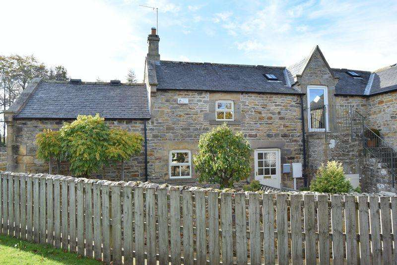 3 Bedrooms End Of Terrace House for sale in Chishillways, Barrasford