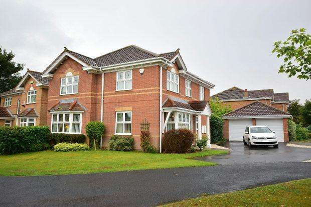 5 Bedrooms Detached House for sale in Eason Road, Scartho Top, Grimsby