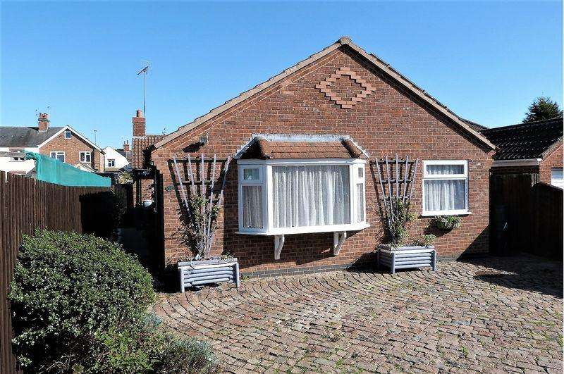 3 Bedrooms Detached Bungalow for sale in Langdale, Fleckney, Leicestershire