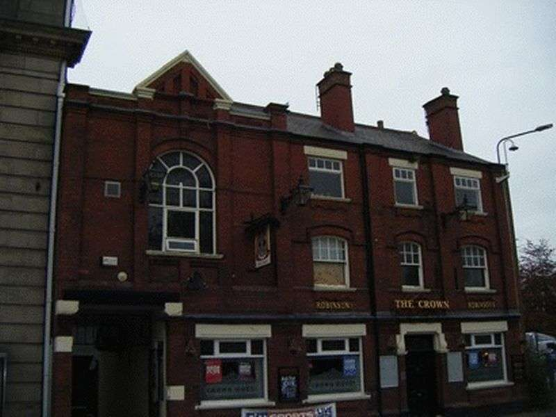 Property for sale in 25 Earle Street, Crewe