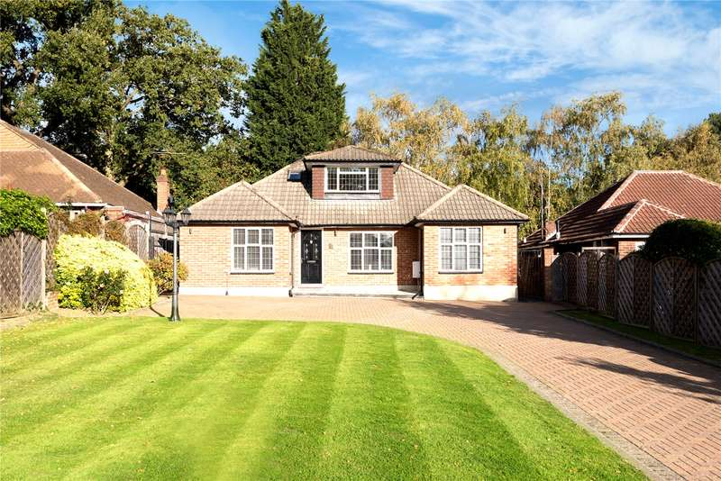 5 Bedrooms Detached House for sale in West Drive, Harrow, Middlesex, HA3