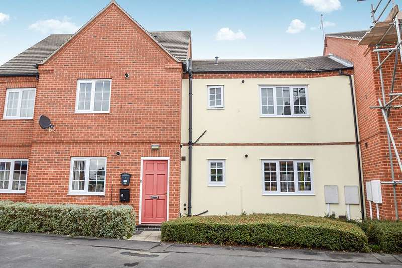 1 Bedroom Flat for sale in Park Road, Ratby, Leicester, LE6