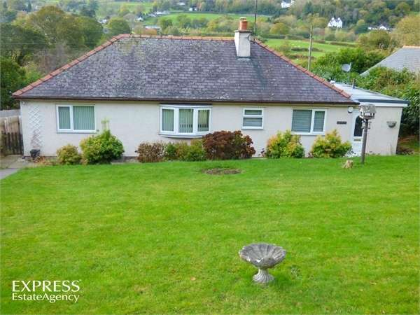 3 Bedrooms Detached Bungalow for sale in Rowen, Conwy