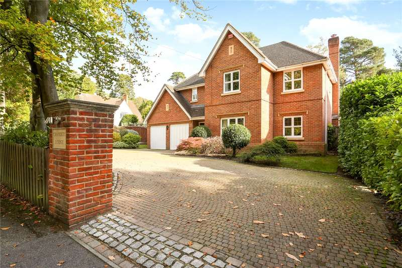 5 Bedrooms Detached House for sale in Kingsley Avenue, Camberley, Surrey, GU15