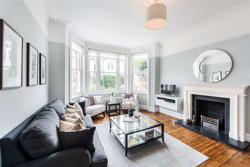 5 Bedrooms Terraced House for sale in Vaughan Avenue, Chiswick, London, W6
