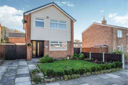 3 Bedrooms Detached House for sale in Village Way, Hightown, Liverpool, Merseyside, L38