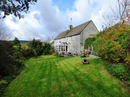 3 Bedrooms Semi Detached House for sale in Dale View, Earl Sterndale, Buxton, Derbyshire