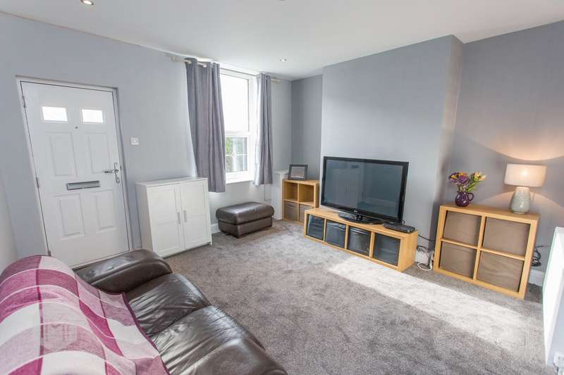 2 Bedrooms End Of Terrace House for sale in Walshaw Road, Bury, BL8