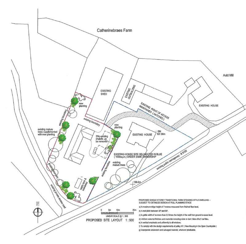 Plot Commercial for sale in The Auld Mill, Catherinebrae Farm, Archiestown, AB38