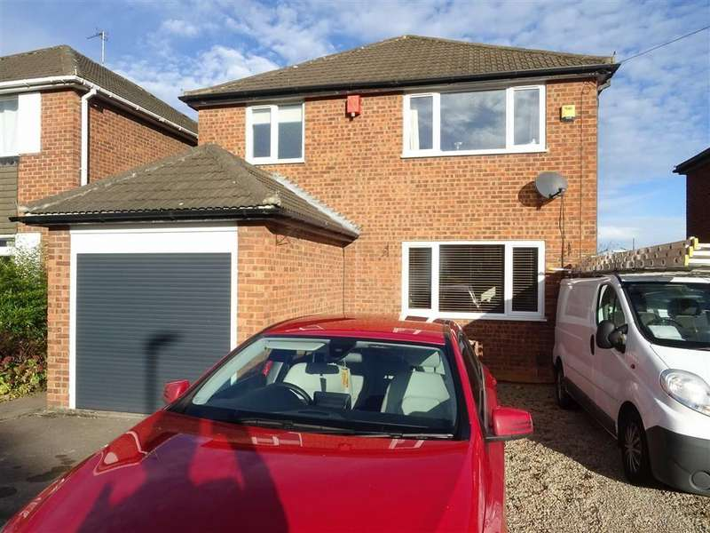 4 Bedrooms Detached House for sale in Heath Lane, Earl Shilton