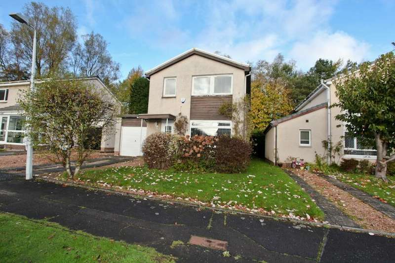 3 Bedrooms Detached House for sale in Larch Avenue, Glenrothes